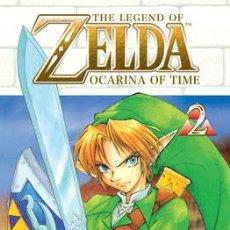 Cómics: CÓMICS. MANGA. THE LEGEND OF ZELDA 02: OCARINA OF TIME 2 - AKIRA HIMEKAWA. Lote 47087168