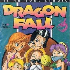CÓMIC DRAGON FALL N.2