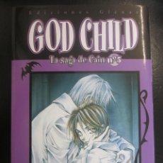 Cómics: GOD CHILD, LA SAGA DE CAÍN Nº 5, 8. Lote 45757550