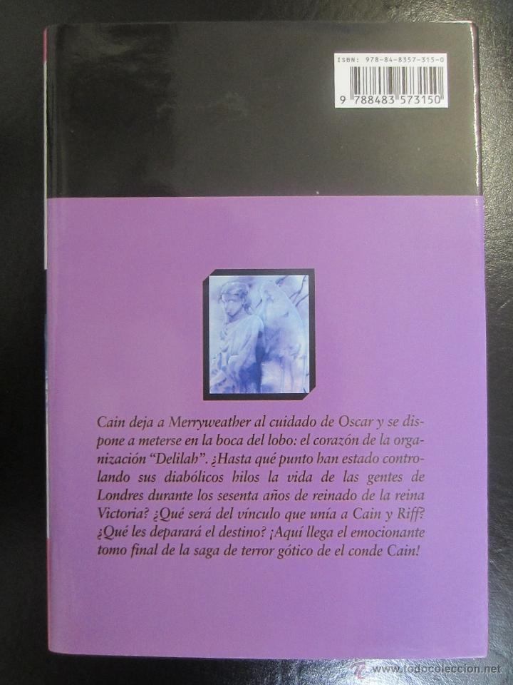 Cómics: GOD CHILD, LA SAGA DE CAÍN Nº 5, 8 - Foto 2 - 45757550
