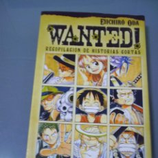 Cómics: WANTED - EHCHIRO ODA. Lote 45898036