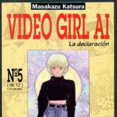 Cómics: VIDEO GIRL AI, Nº 5. MASAKAZU KATSURA - EDITORIAL NORMA. Lote 46121416