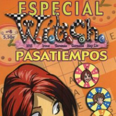 Cómics: WITCH - ESPECIAL Nº 6. Lote 155828156