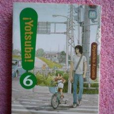 Cómics: YOTSUBA 6 2007 NORMA KIYOHIKO AZUMA. Lote 46598521