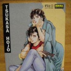 Cómics: CITY HUNTER Nº 5 - CAZADOR - TSUKASA HOJO. Lote 46631049