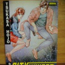Cómics: CITY HUNTER Nº 9 - CAZADOR - TSUKASA HOJO. Lote 46631082