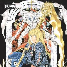 Cómics: CÓMICS. MANGA. DEATH NOTE 4 - TSUGUMI OBHA/TAKESHI OBATA. Lote 46684561