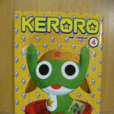 Cómics: KERORO 4 / MINE YOSHIZAKI / NORMA EDITORIAL. Lote 47393854