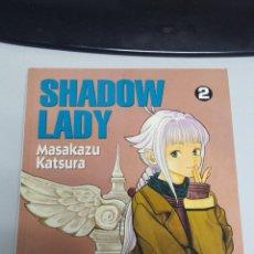 Cómics: SHADOW LADY Nº 2 - MASAKAZU KATSURA. Lote 47475433