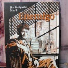 Cómics: ENEMIGO (JIRU TANIGUCHI) - ENCUADERNADO EN TAPA DURA -CONSULTAR EN INTERNET. Lote 48342970