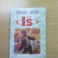 Cómics: I''S #4 (MASAKAZU KATSURA - PLANETA). Lote 49197622