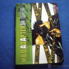 Cómics: COMIC MANGA WILD ADAPTER Nº 4 KAZUYA MINEKURA ED DOLMEN. Lote 49248332