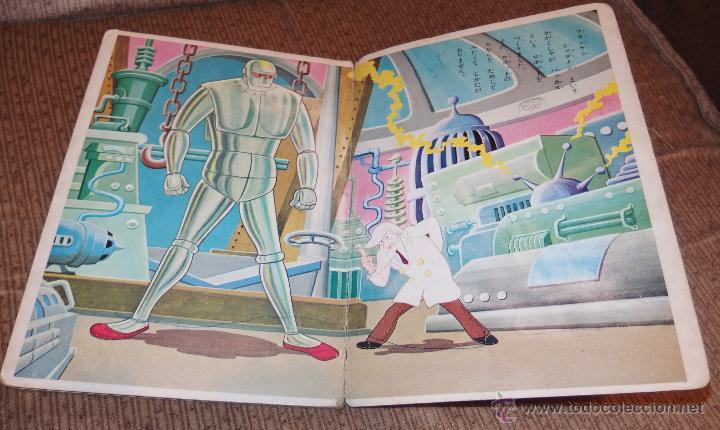 Cómics: TETSUJIN 28(GIGANTOR),Nº1,PRINTED IN JAPAN,FINALES AÑOS 50 - Foto 4 - 49332328