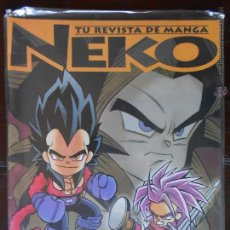 Comics : NEKO - TU REVISTA DE MANGA - Nº 34 - CAMALEÓN EDICIONES (J1). Lote 49573955