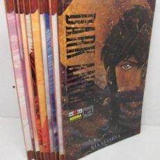 Cómics: LOTE 9 COMICS, COLECCIÓN COMPLETA DARK ANGEL - KIA ASAMIYA - NORMA. Lote 50468449