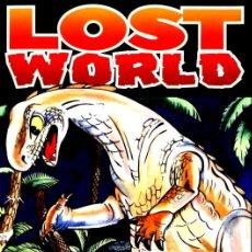 Cómics: OSAMU TEZUKA: LOST WORLD (GLÉNAT). Lote 147070369