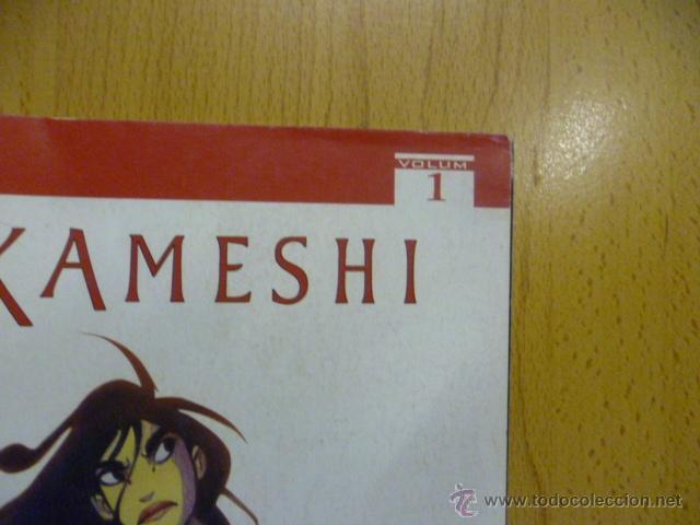 Cómics: AKAMESHI Nº 1 COLECCION VALHALLA ¡MUY BUEN ESTADO! MANGA - Foto 2 - 51699989