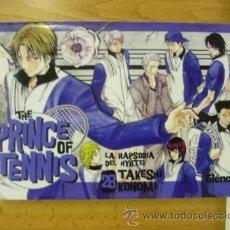 Cómics: THE PRINCE OF TENNIS Nº 28 (TAKESHI KONOMI) GLENAT. Lote 51726787