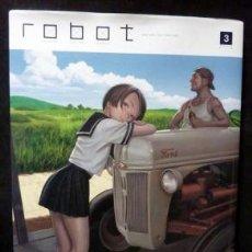 Cómics: ROBOT Nº3 GLENAT. Lote 76390515