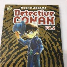 Cómics: DETECTIVE CONAN VOL.2 81 - GOSHO AOYAMA - PLANETA - MANGA. Lote 53547605