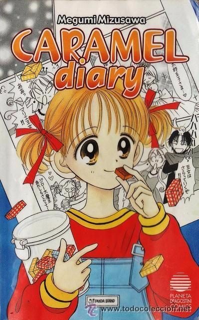 CARAMEL DIARY - MEGUMI MIZUSAWA - COMIC MANGA - ED. PLANETA DEAGOSTINI - AÑO 1998 (Tebeos y Comics - Manga)