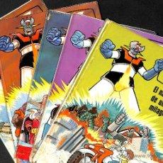 Comics : MAZINGER Z COMIC GRIJALBO 5 TOMOS (1-2-3-4-6). Lote 54450772