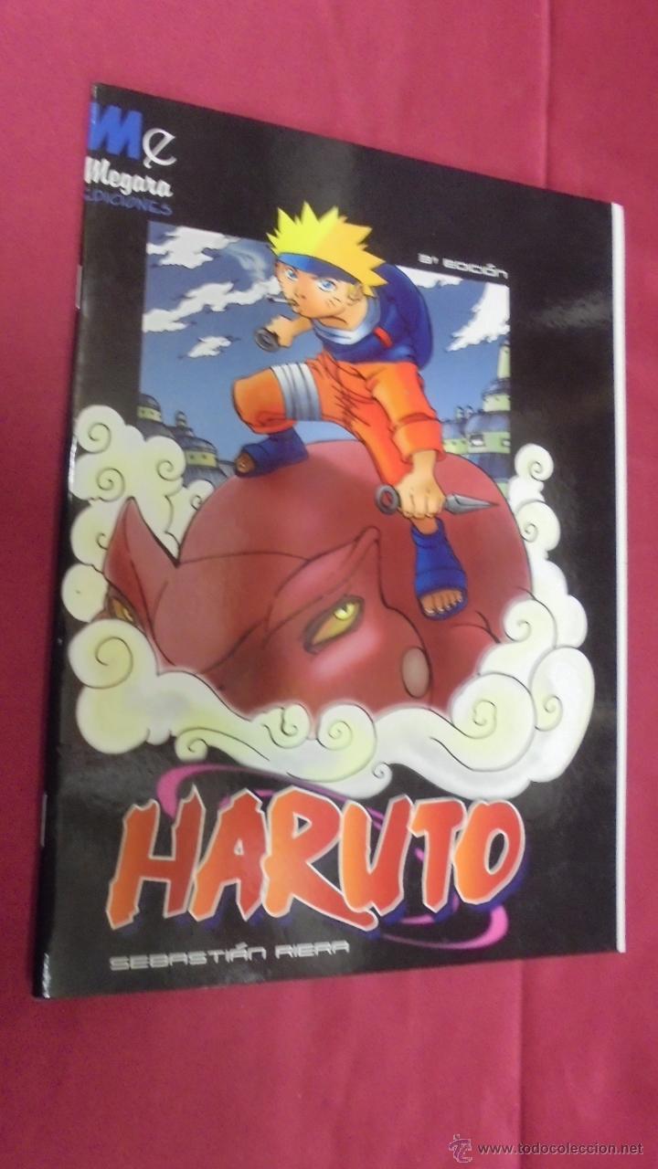 HARUTO. Nº 1. SEBASTIÁN RIERA. MEDEA EDICIONES. (Tebeos y Comics - Manga)