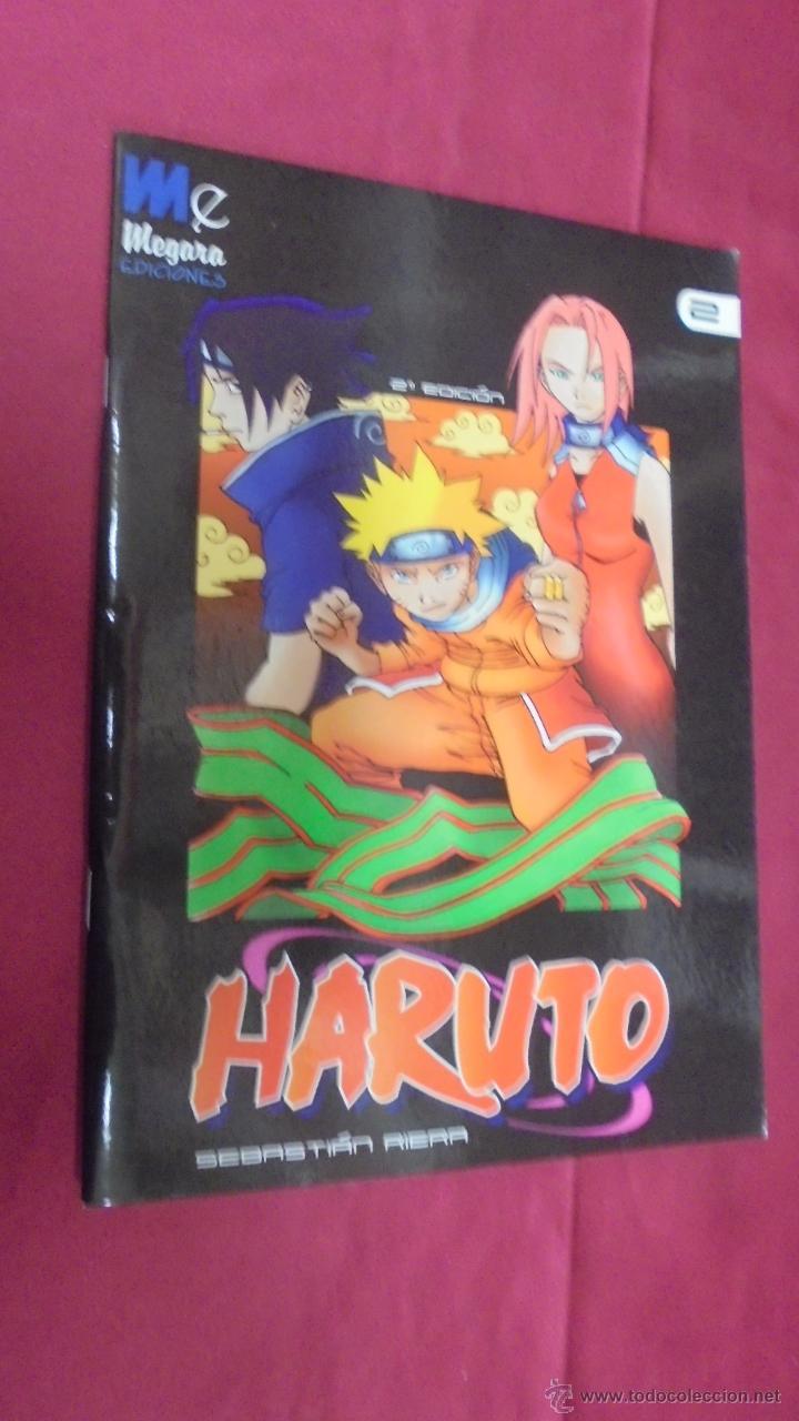 HARUTO. Nº 2. SEBASTIÁN RIERA. MEDEA EDICIONES. (Tebeos y Comics - Manga)