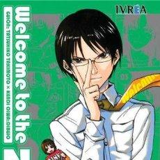 Cómics: WELCOME TO THE NHK Nº 3 (IVREA). Lote 128982392