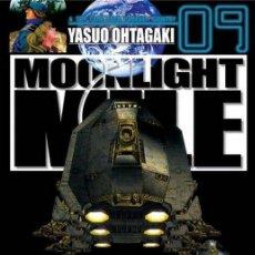 Cómics: MOONLIGHT MILE Nº 9. Lote 54803810