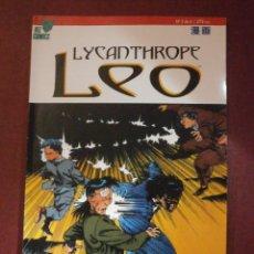Cómics: LYCANTHROPE LEO Nº 3 DE 6 - KENGO KAJI, KENJI OKAMURA - PLANETA - MANGA . Lote 56401548
