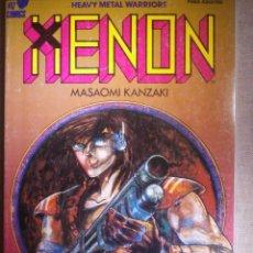 Cómics: COMIC - HEAVY METAL WARRIORS - XENON - NUMERO 09 - MASAOMI KANZAKI PLANETA DE AGOSTINI -. Lote 56982584