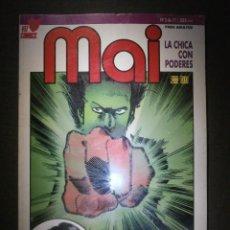 Cómics: COMIC - MAI - LA CHICA CON PODERES - Nº 5 DE 17 - PLANETA DE AGOSTINI COMICS - 1993 -. Lote 57126051