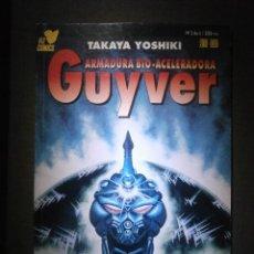 Cómics: COMIC - GUYVER - ARMADURA BIO-ACELERADA - Nº 3 DE 6 - PLANETA DE AGOSTINI COMICS - 1993 -. Lote 57126077