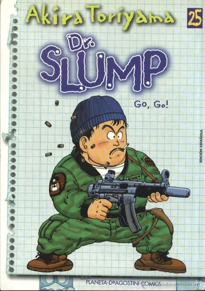 Dr Slump Nº 25 Akira Toriyama Buy Manga Comics At Todocoleccion 57176696