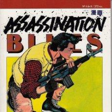 Comics: ASSASSINATION BLUES Nº 4 - MUY BUEN ESTADO. Lote 240415875