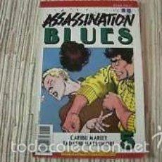 Comics: ASSASSINATION BLUES Nº 5 - NUEVO. Lote 57225808