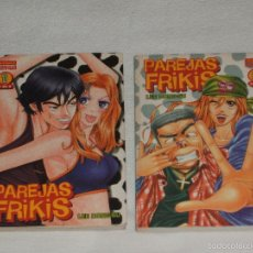 Cómics: COMIC MANGA COREANO PAREJAS FRIKIS. Lote 57806111
