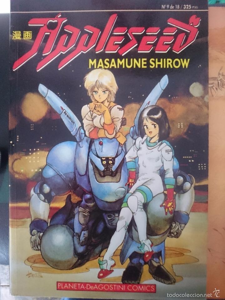APPLESEED N 9 (DE 18) (Tebeos y Comics - Manga)