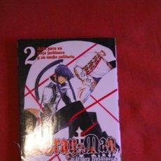 D GRAY-MAN n 2 Glénat manga