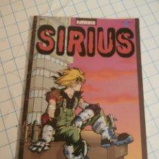 Cómics: COMIC MANGA SIRIUS Nº 1. Lote 58010264