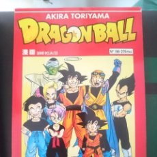Cómics: DRAGON BALL - AKIRA TORIYAMA - N 186 - SERIE ROJA 33. Lote 58069216