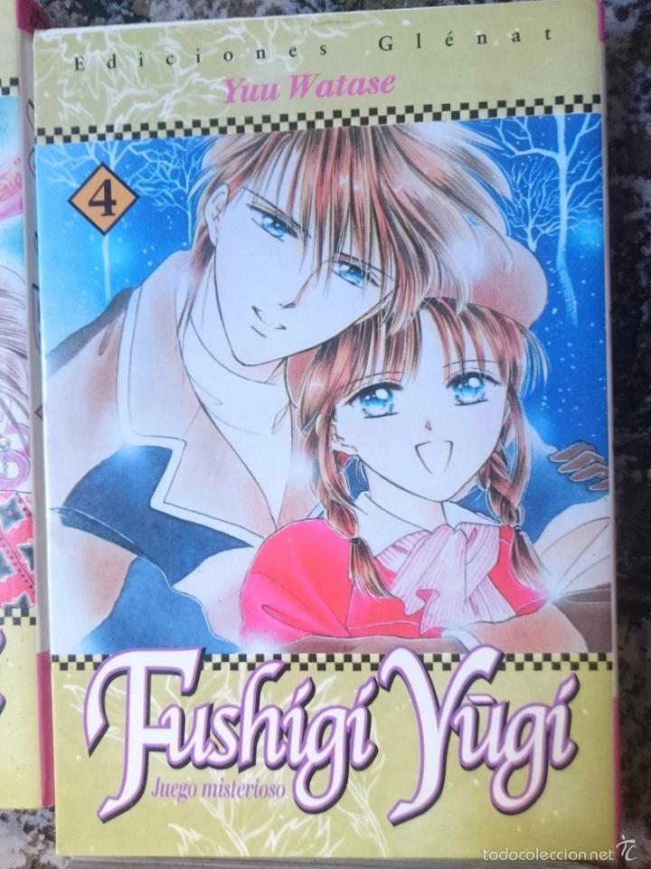 FUSHIGI YUGI - JUEGO MISTERIOSO - YUU WATASE - Nº 4 - GLENAT --REFM1E4 (Tebeos y Comics - Manga)