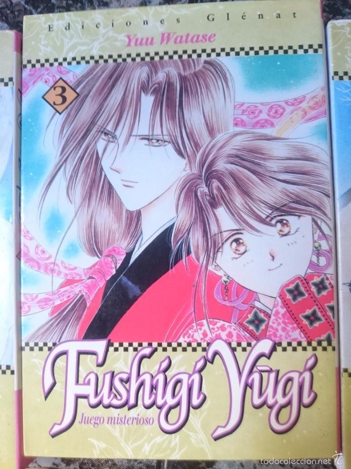 FUSHIGI YUGI - JUEGO MISTERIOSO - YUU WATASE - Nº 3 - GLENAT (Tebeos y Comics - Manga)