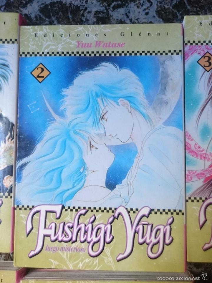 FUSHIGI YUGI - JUEGO MISTERIOSO - YUU WATASE - Nº 2 - GLENAT (Tebeos y Comics - Manga)