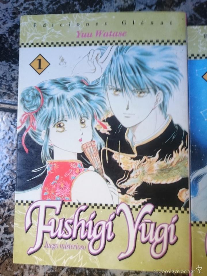 FUSHIGI YUGI - JUEGO MISTERIOSO - YUU WATASE - Nº 1 - GLENAT (Tebeos y Comics - Manga)