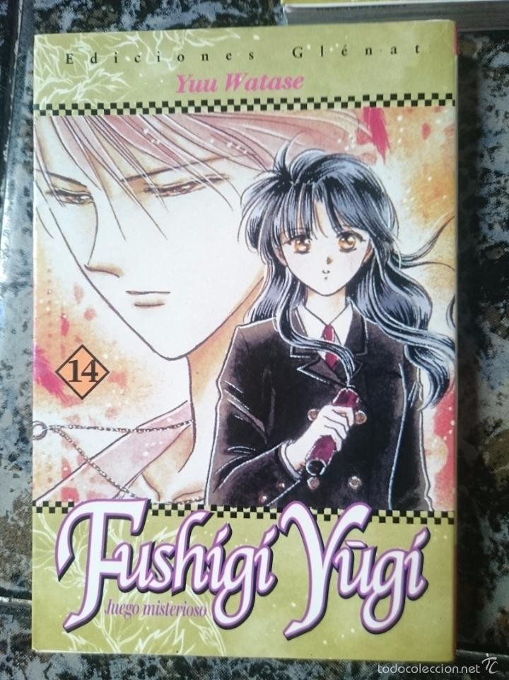 FUSHIGI YUGI - JUEGO MISTERIOSO - YUU WATASE - Nº 14 - GLENAT (Tebeos y Comics - Manga)