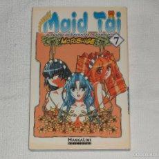 Cómics: MANGA HANAUKYO MAID TAI TOMO 7 DE MORISHIGE. Lote 58275909