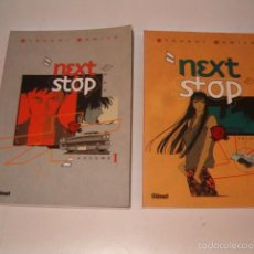 Cómics: ATSUSHI KAMIJO. NEXT STOP. DOS TOMOS. RMT75854. . Lote 58380669