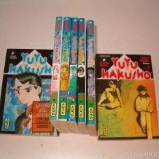 Cómics: YOSHIHIRO TOGASHI. YUYU HAKUSHO. SIETE TOMOS. RMT75899. . Lote 58438475